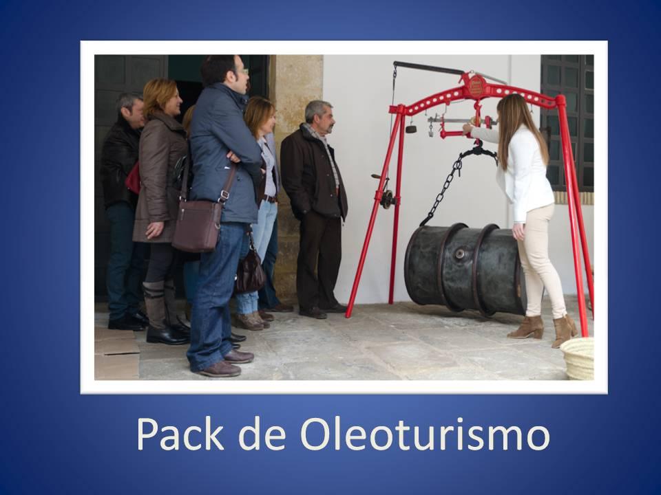 Pack de Oleoturismo