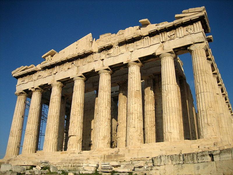 La Historia del Olivo: La Grecia Antigua